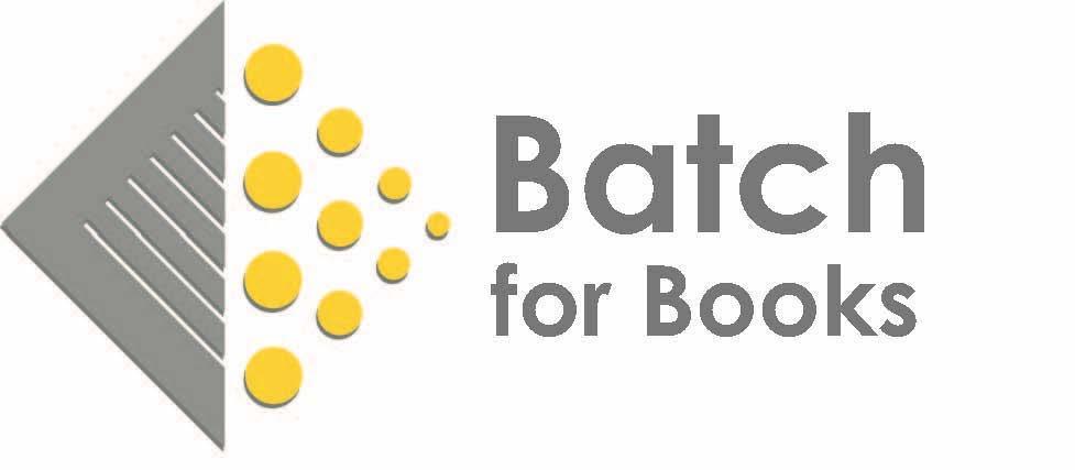 Batch For Books logo